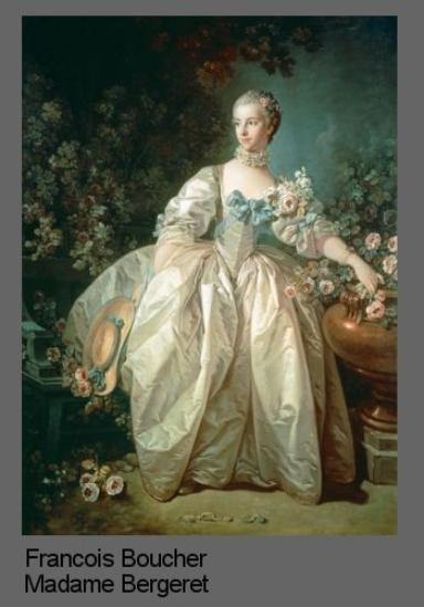 Painting Skin Tones demonstrated by Francois Boucher's portrait