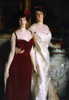 Portrait Painting by Singer Sargent on the Portrait Painting Guide