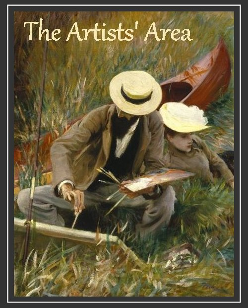 The Artist Area. Free portrait painting advice