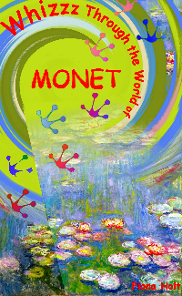 Slide show for Whizzz through the World of Monet for infants